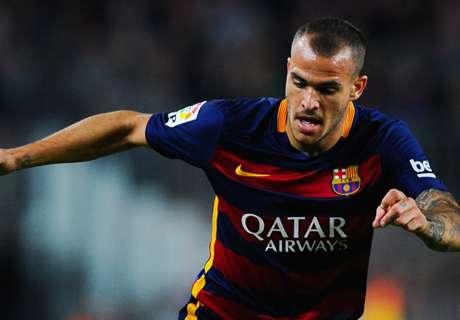 Fix: Malaga holt Barca-Talent