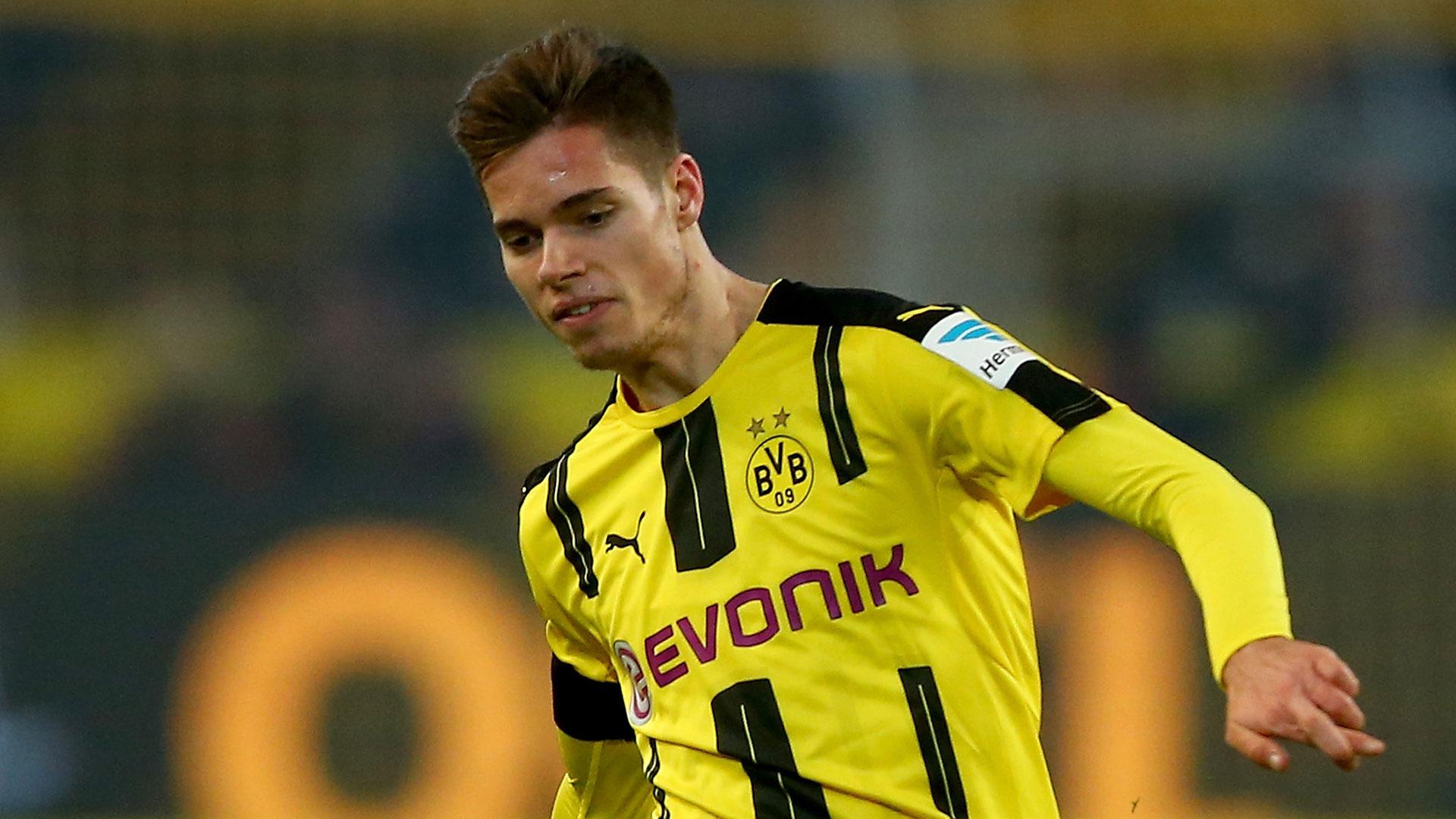 Maillot Domicile Borussia Dortmund Julian Weigl