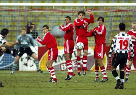 Galerie: Bayern vs. Teams aus Portugal