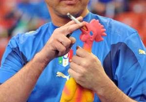 El tabaco y el fútbol, aunque no lo parezca, van de la mano con un pitillo o un puro en muchas ocasiones. Nainggolan ha sido el último en reconocer que fuma. ¿Quiénes son también fumadores?
