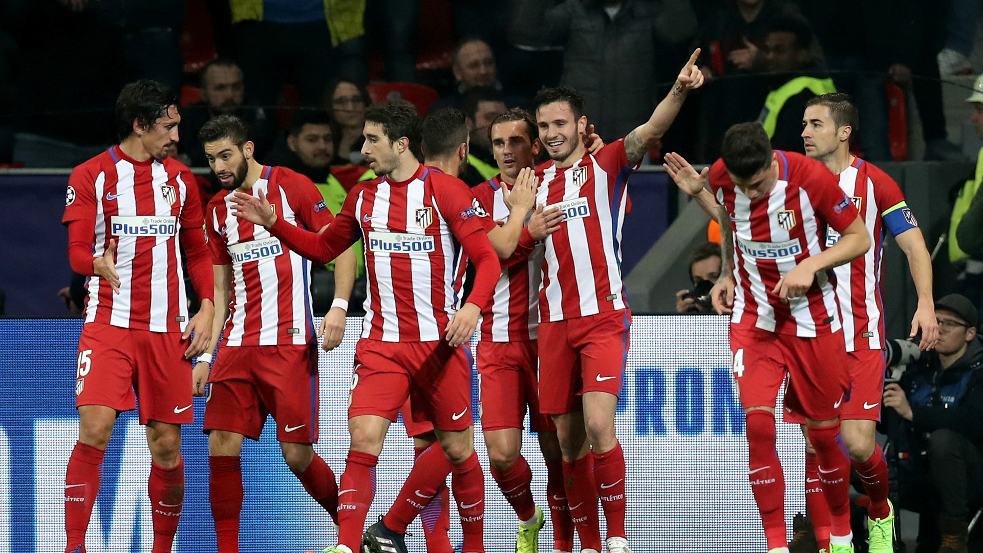 Griez lightning atletico madrid 39 s journey to the last 16 for Exterior atletico de madrid