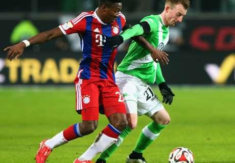 PREVIEW: Wolfsburg - Bayern Munich