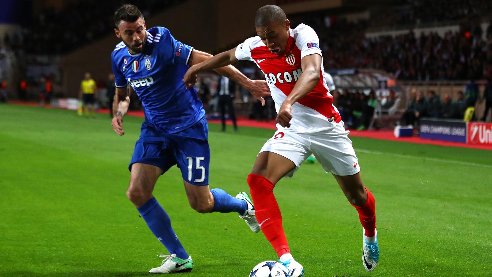 Kylian Mbappe AS Monaco 03052017