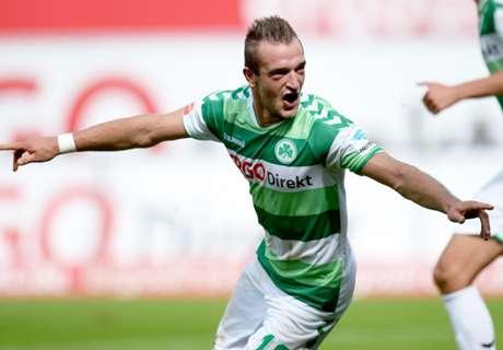 Wildert Hertha in Liga zwei?