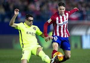 Luciano Vietto kam 2015 aus Villarreal zu Atletico