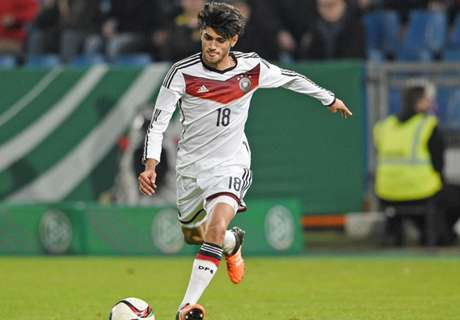 U21: Dahoud fehlt gegen England