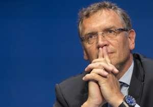 Valcke, además, deberá pagar una multa de 91 mil euros.