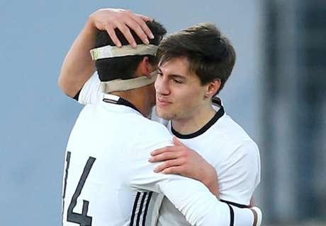 U17-EM: DFB-Team nur remis
