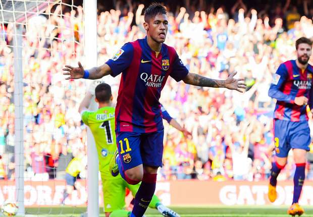 Barcelona 2-0 Real Sociedad: Neymar & Pedro the difference against Moyes' men