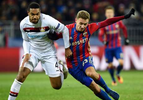 Fernandes helps CSKA hold Bayer