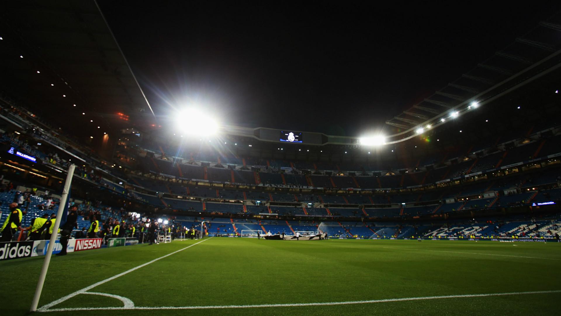Santiago Bernabeu Stadium Real Madrid Spain 03102015