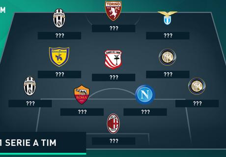 Top-11 Italien: Klose und Perisic glänzen
