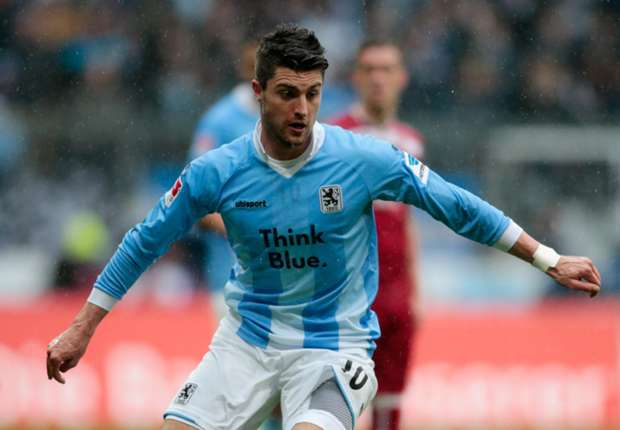 Moritz Stoppelkamp: Von 1860 in die Bundesliga