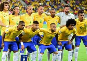 Kaum ein Land hat so viele Weltklasse-Stürmer hervorgebracht wie Brasilien. Überragt wird alles von Pele, doch auch seine Nachfolger müssen ihre Torquoten nicht verstecken.