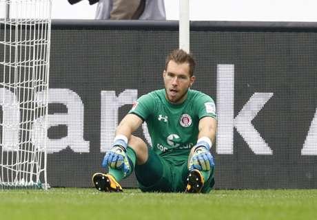 2. Liga: Hinrundenaus für Pauli-Keeper