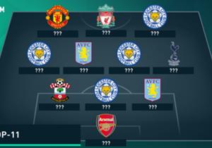 Leicester City sorgte mit einem deutlichen Sieg bei ManCity erneut für Furore. Wer konnte neben den Stars der Foxes noch überzeugen?