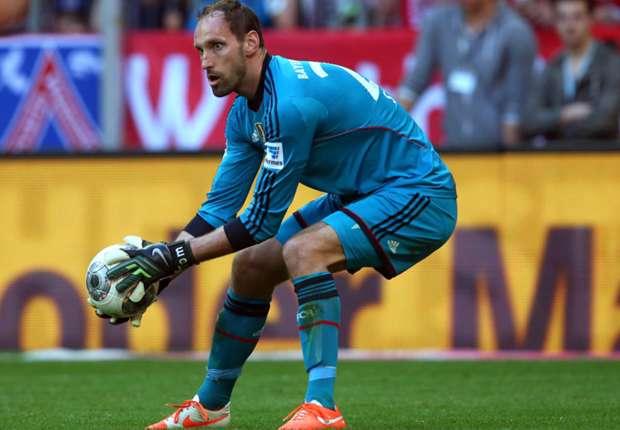 Beschwert sich nicht über die geringe Einsatzzeit: Bayern-Schlussmann Tom Starke
