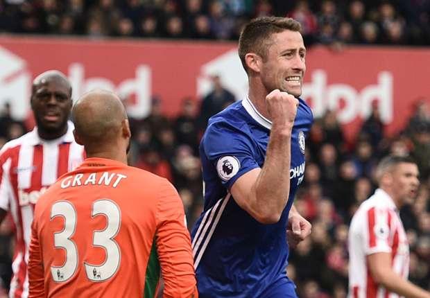 Laporan Pertandingan: Stoke City 1-2 Chelsea