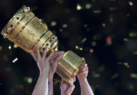 DFB-Pokal: Weitere Teams stehen fest