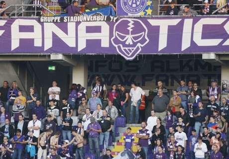 SV Mattersburg: Antisemitismus-Skandal