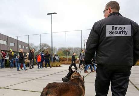 Terrorwarnung: RSC-Spiel abgesagt