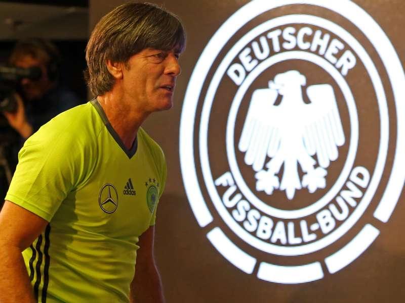 Gerd Wenzel: Alemanha na Eurocopa: 14 campeões mundiais, três novatos e um mascote