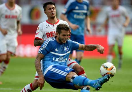 Glücklicher Köln-Sieg gegen HSV