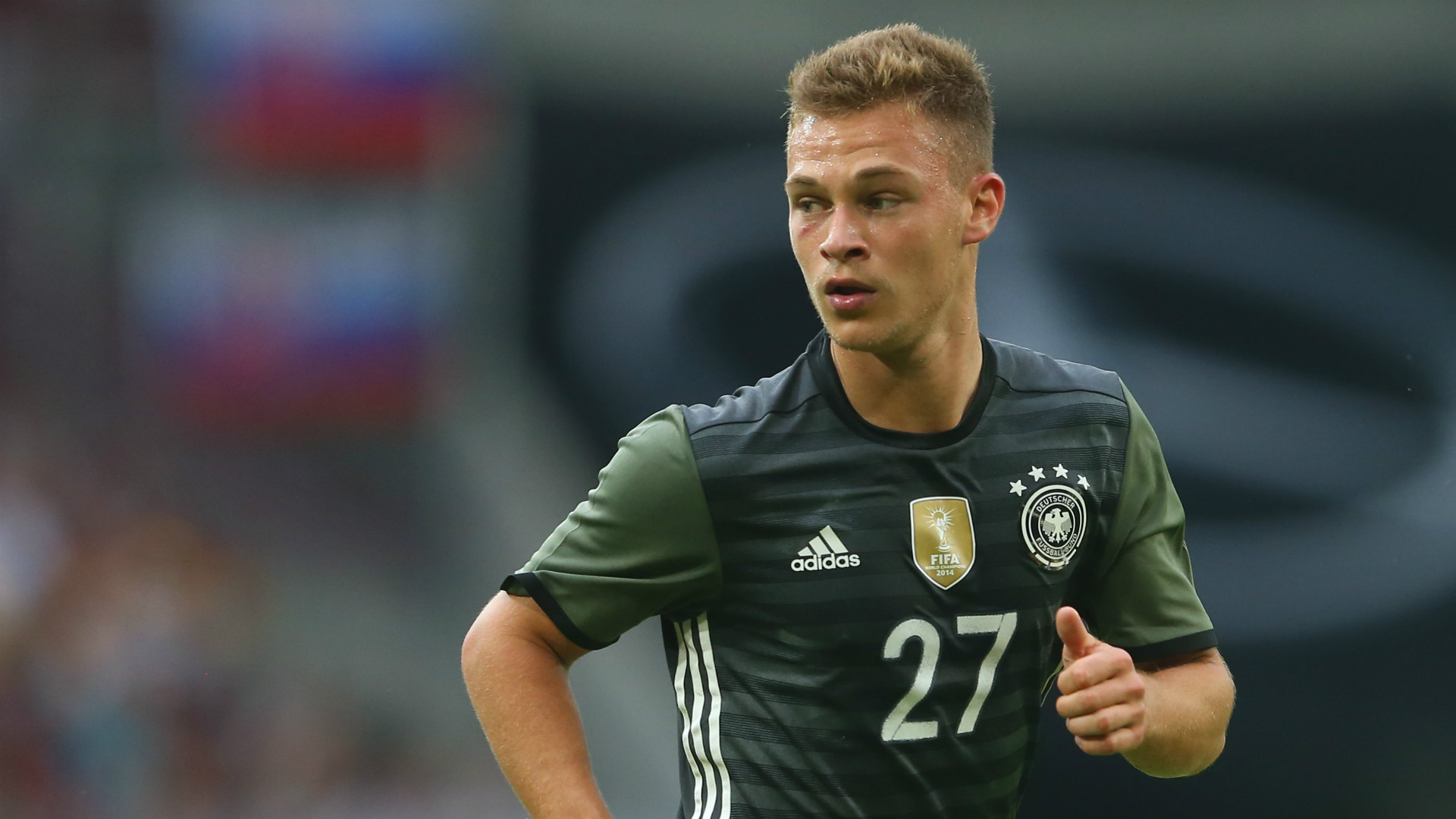 kimmich nationalmannschaft