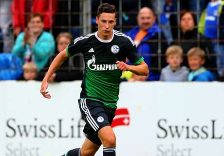 Schalke reject Juventus bid for Draxler