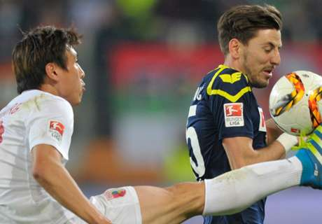 Augsburg verzweifelt am FC-Bollwerk