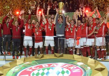 DFB Pokal: Bayern beginnt in Jena