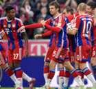 OPTA: สถิติทีมในบุนเดสลีกา เยอรมัน 2014-15