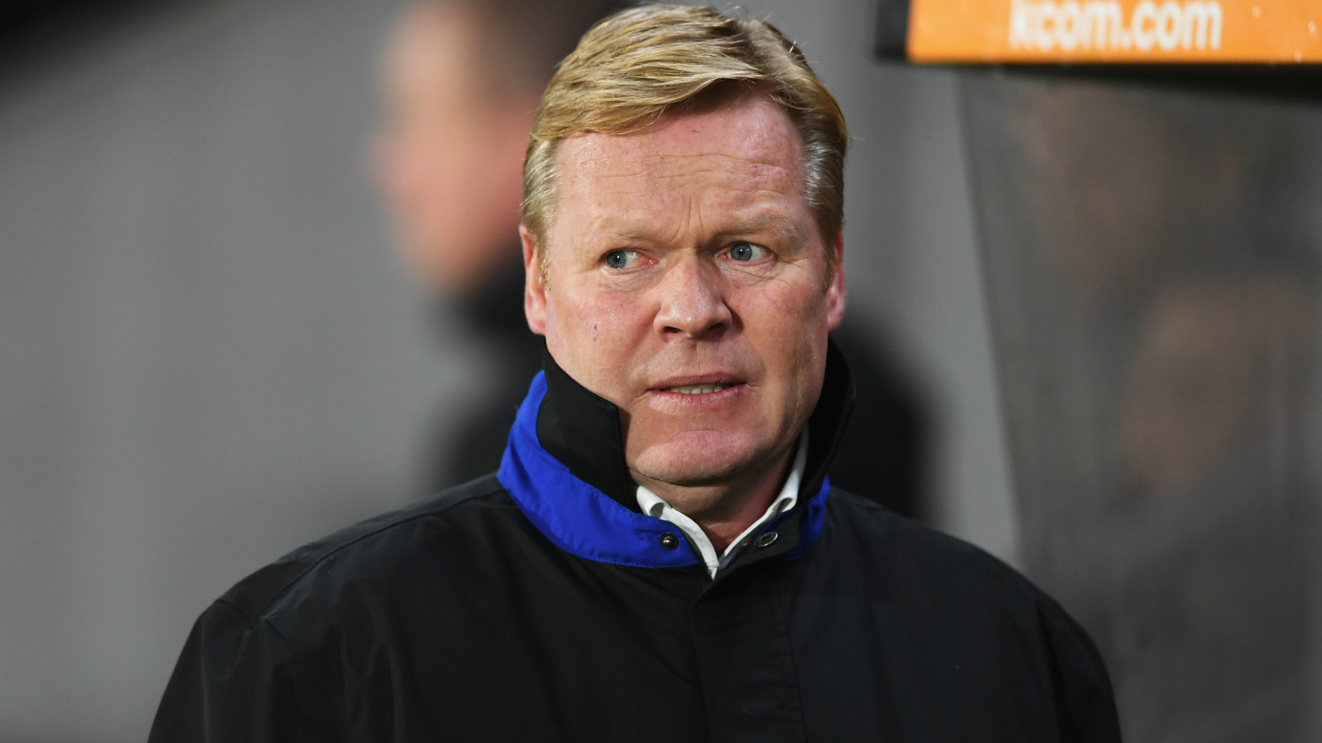 Ronald Koeman Everton 30122016
