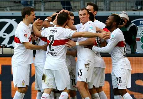 Stuttgart triumphiert auch bei der SGE