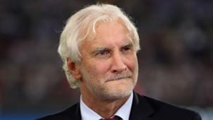 Rudi Voller Bayer Leverkusen Lazio Rom Champions League 08182015