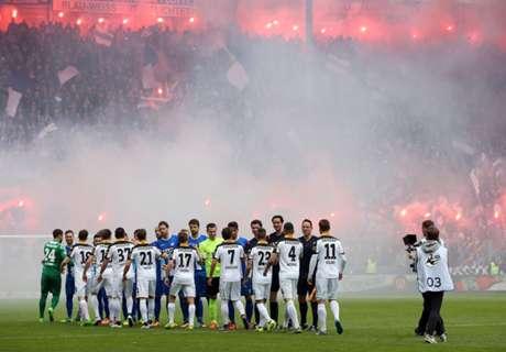 FCM: 30. 000 Euro für Fan-Randale?