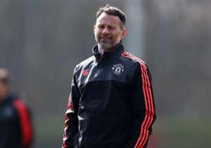 Ryan Giggs war von 2014 bis Juli 2016 Co-Trainer bei Manchester United