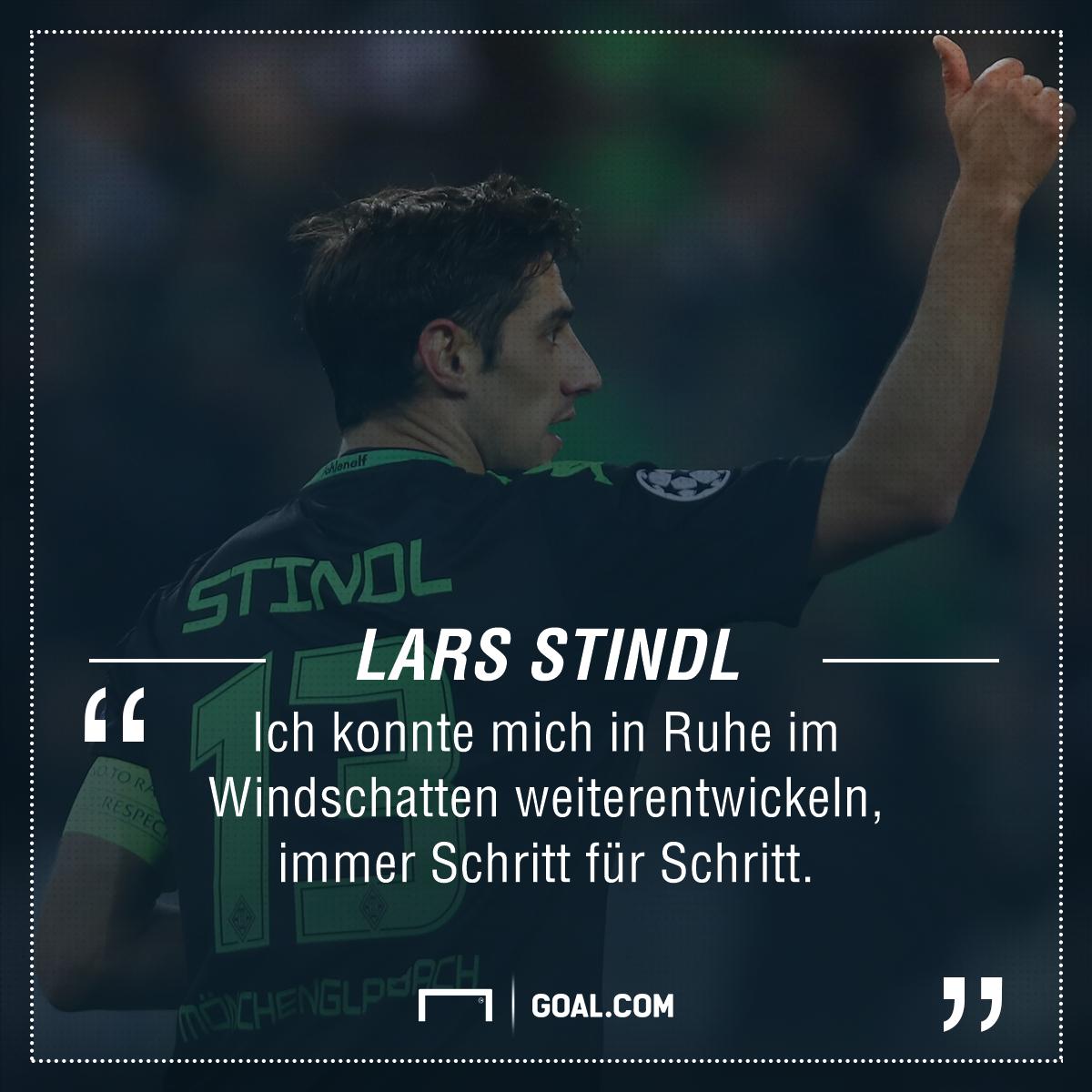 Lars Stindl GFX