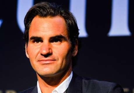 Roger Federer sorprendió a PSG