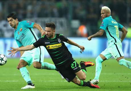 PREVIEW: Barcelona - Gladbach