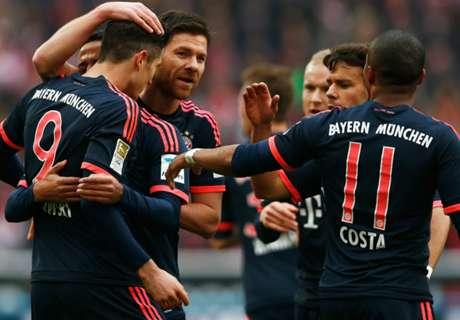 Cologne-Bayern 0-1, résumé de match