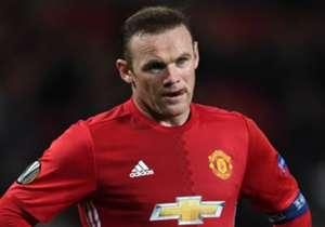 Wayne Rooneys Vertrag bei United läuft 2019 aus