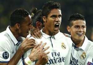 1. Real Madrid | 147.914 pontos