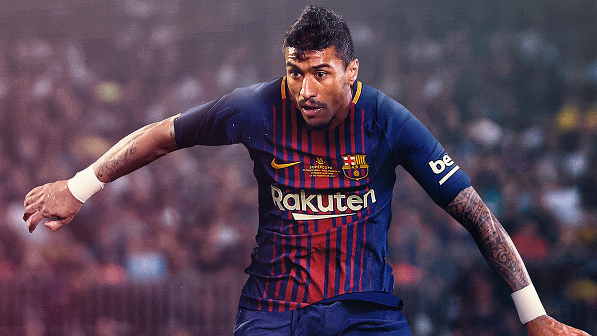 GFX Paulinho FC Barcelona