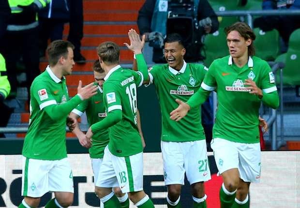 Werder-Serie fortgesetzt: Drei Spiele, Drei Siege.