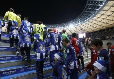 Galerie: Hertha und Schalke jubeln