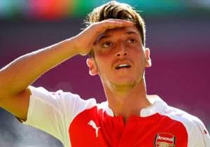 Mesut Özil wechselte 2013 zum FC Arsenal
