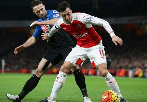 Laporan Pertandingan: Arsenal 2-0 Bournemouth