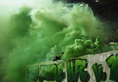 Rauchbombe: Geldstrafe für Hannover 96