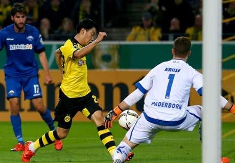 Dortmund & Leverkusen Pesta Gol